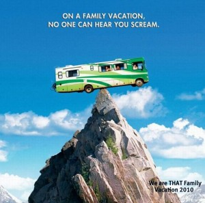 Blogging from a Recreational Vehicle