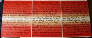 Benefit Day: Warrior Prayer Art