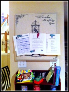 WFMW: Family Message Board