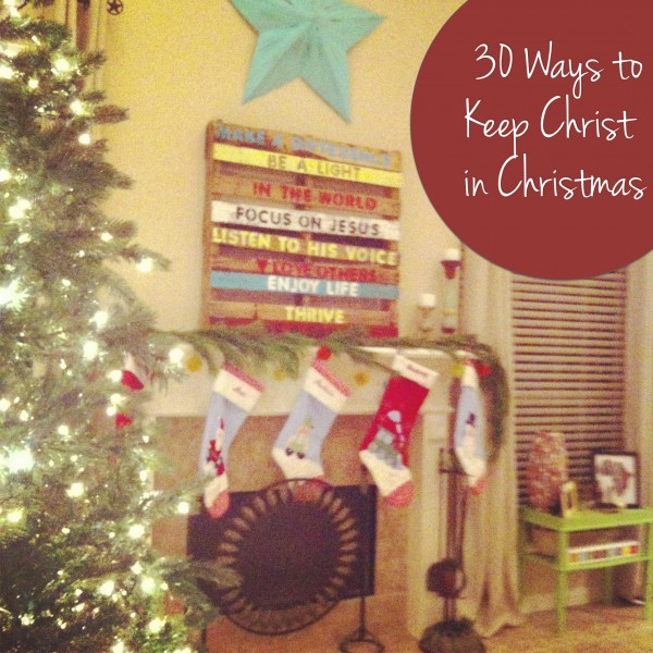 keep christ in christmas essay