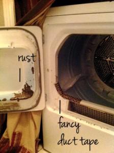 Suddenly, I'm Longing to Do Laundry