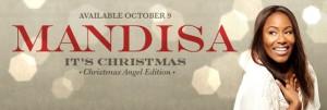 It's Christmas {Mandisa Giveaway}