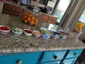WFMW: Our Favorite (Easy) Summer Meal