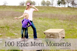 100 epic mom moments
