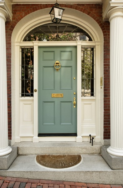 Upscale Home Front Door
