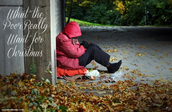 Christmas Help For Needy Families