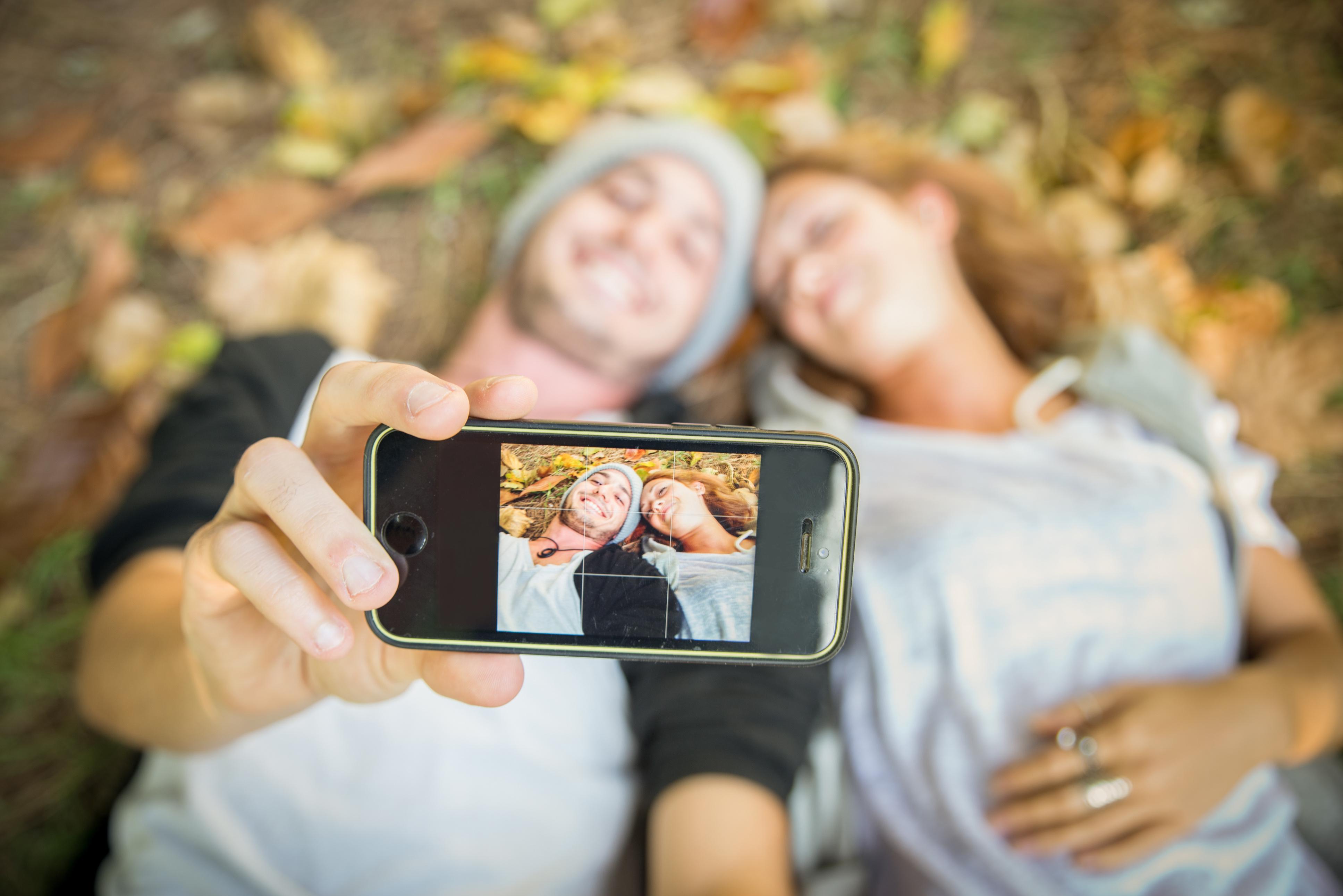 Как сделать красивое фото с другом
