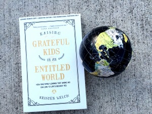 Join the Raising Grateful Kids Launch Team